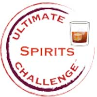 RATING 92 POINTS, EXCELLENT, HIGHLY RECOMMENDED, Ultimate Spirits Challenge 2014
