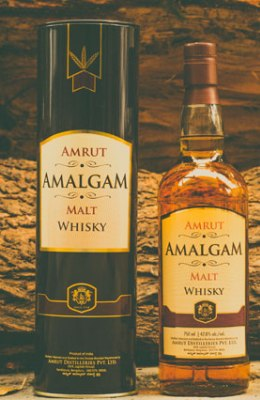 Amrut Amalgam Single Malt Whisky